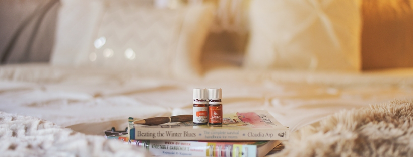 Essential oils winter blends recipes orange and ginger young living